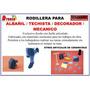 Rodillera Albañil Plomero Techista Electricista Seguridad