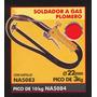 Soldador A Gas Plomero Pico De 3kg Black Jack Na5083#