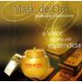 Mascara Tonificante De Oro Con Miel Polvo De Perlas Fiorela