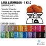 Lana Cashmilon Acrilico Semigrueso 4/7 X Kilo