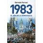 1983 El Año De La Democracia German Ferrari - Nuevo