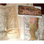 Santa Fe Provincia Inmigracion Colonizacion 3 Mapas Despleg