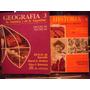 Lote X2 Libros Secundaria, Geografia/ Historia, Argentina