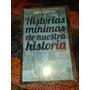 Historias Mínimas De La Historia Argentina De Ema Cibotti