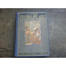 J. F. Rafols. Historia Del Arte.