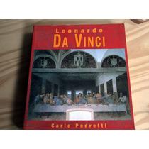 Leonardo Da Vinci - Carlo Pedretti - Exelente!!! En Inglés