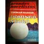 Libro Domingo Negro Thomas Harris Ediciones Emecé 1975