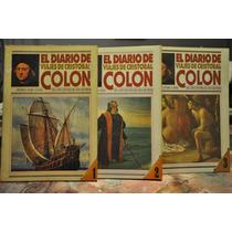 El Diario De Viaje De Cristobal Colon 1,2 Y 3