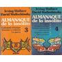Almanaque De Lo Insolito 3 Tomos (wallace & Wallechinsky)