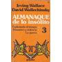 Almanaque De Lo Insolito Tomo 3 (wallace & Wallechinsky)