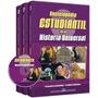Enciclopedia Estudiantil De Historia Universal 3 Tomos + Cd