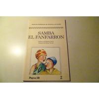 Samba El Fanfarron - La Tortuga De Camerun