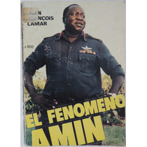 El Fenomeno Amin Jean François Lamar Ilustrado Uganda
