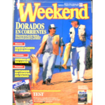Revistas Gruesas Weekend (250pag.)
