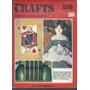 Craft Fasciculo 108 Enciclopeda De Artes Creativas Año 1978