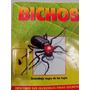 Escarabajo Negro. Colección Insectos. Revista Bichos