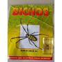 Araña De Seda De Oro Colección Insectos. Revista Bichos