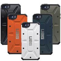 Funda Protector Uag Original Iphone 6 6 Plus En Caja + Film