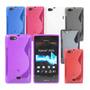 Funda Tpu Sline Sony Ericsson St23 Xperia Miro De Gel