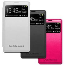 Funda Flip Cover Samsung Galaxy Grand 2 G7102 G7106 + Film