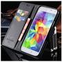 Funda Cover Flip Samsung Galaxy S5 I9600 Iman 1junta Fac Ayb