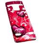 Funda Tpu Laser Nokia X2 C/diseño! Mod 18