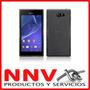 Funda Protector Tpu Sony Xperia M2 D2303 D2305 D2306