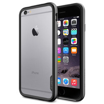 Funda Sgp Neo Hybrid Ex Bumper Iphone 6 6 Plus + Film