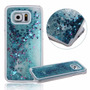 Funda Acrilico Agua Brillos Estrellas Samsung Galaxy S6