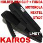 Holder Motorola Xt627 Kairos Multifuncion Con Clip Zona Sur