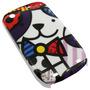 Funda Acrilico Blackberry 8520 9300 Britto Envio Promo Cap
