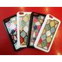Funda Acrilico Brillos Mostacillas Colores Iphone 5 5s 6 6s