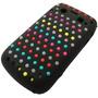 Funda Silicona Lunares Blackberry 9700 9780 Bold 2