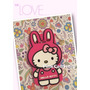 Funda Silicona 3d Conejo Kitty Samsung Core 2