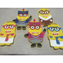 Funda Minion Mi Villano Favorito 3d Samsung Grand Prime G530