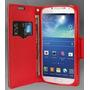 Funda Flip Cover Iko + Film Protector P/ Samsung S3 Mini