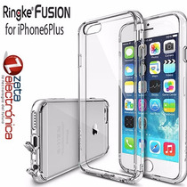 Funda Ringke Fusion Iphone 6 Plus + Film100% Originales