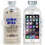 Funda Tpu 3d Botella Absolut Vodka Celular Iphone 5s Apple