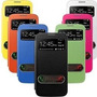 Funda Flip Cover Samsung Galaxy Core S View I8260 8262