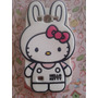 Funda De Silicona Hello Kitty Rabbit Galaxy Grand Duos