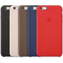 Funda Iphone 6 Apple Original Cuero Leather Case En Blister!