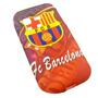 Funda Tpu Laser Samsung B5330 Galaxy Chat M.218 Barcelona