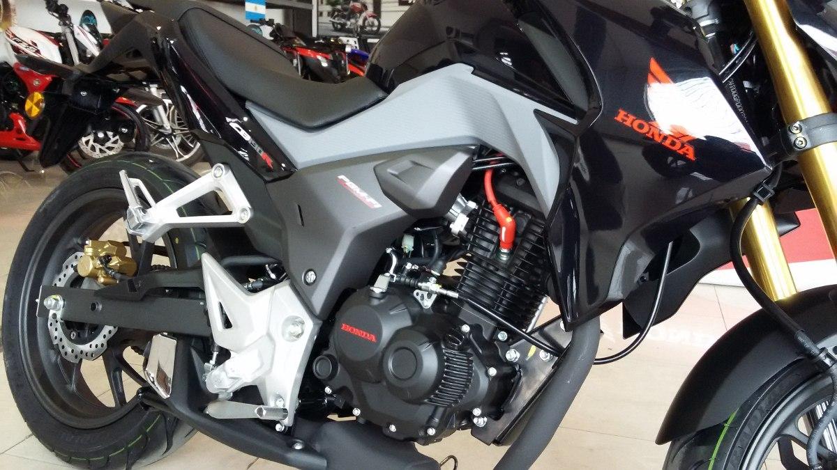 Honda Cb 190 R Repsol Roja 2017 0 Km Nueva Moto Sur Negra
