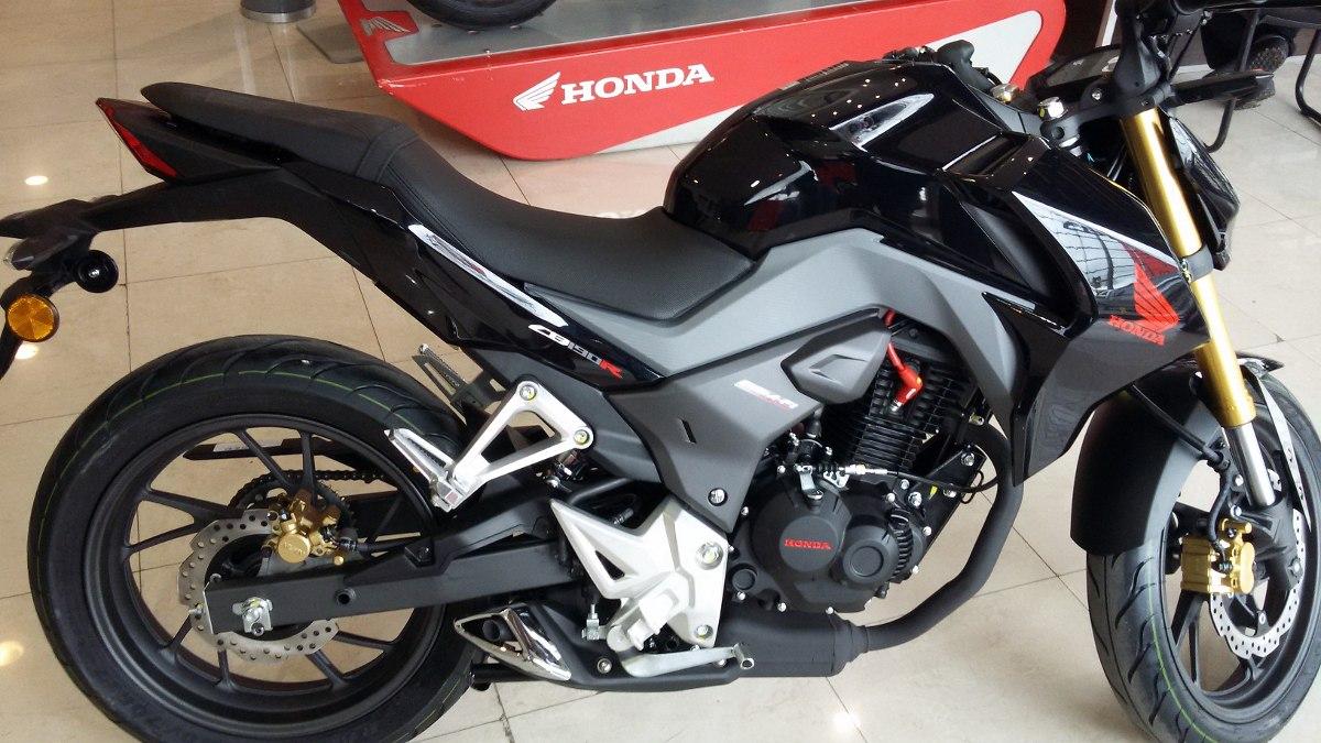 Honda Cb 190 R Repsol 2017 0 Km Nueva Moto Sur Negra Roja