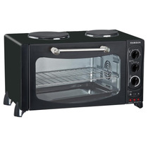 Horno Electrico Ranser He-ra46 Pro 2 Anafes 46lts. 3000w
