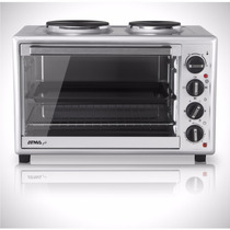 Horno Electrico Atma Grill Hg5010ae 50l 2 Anafes Lhconfort