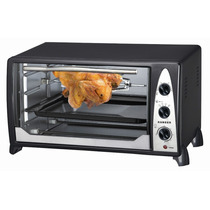 Horno Electrico Ranser He-ra50 Profesional Grill Y Rotiseria