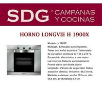 Horno Longvie H1900 Xf