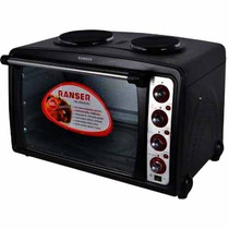Horno Electrico Ranser 85l Con Anafes 3200 W He-ra60rc