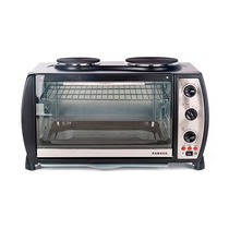 Horno Electrico Ranser He-ra60p 2 Anafes 60lts. 3200w Unicos
